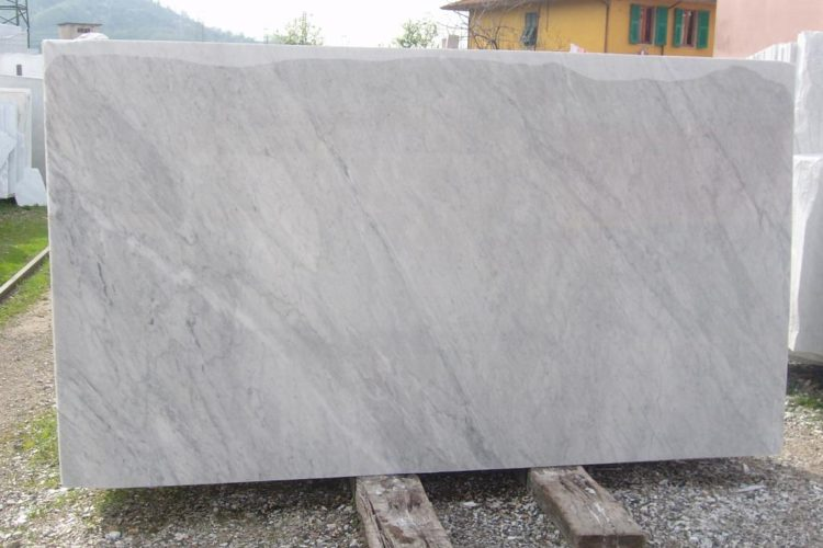 Carrara marble blocks