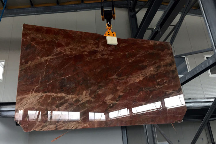 Slabs Red Diamond